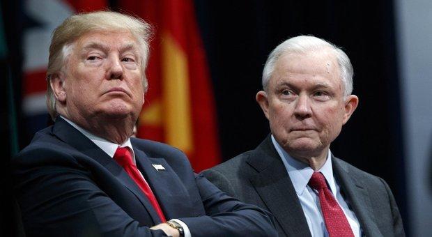 Usa, lascia il ministro di Giustizia Sessions