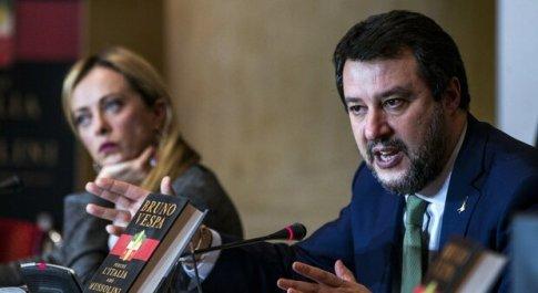 Sondaggi politici, Pd primo e Fratelli d'Italia supera la Lega