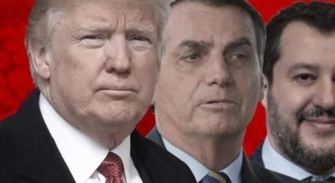 I social del Pd: «Trump senza vergogna». E al Nazareno scoppia il caso