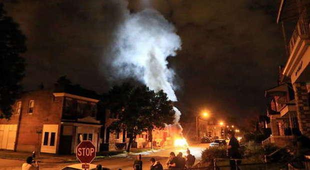 Usa, poliziotto uccide 18enne nero: tensione a Saint Louis in Missouri