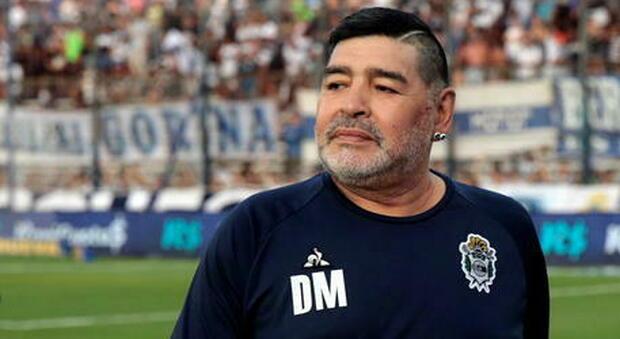 Maradona ricoverato in ospedale in Argentina. «Ma non c'entra il Covid»