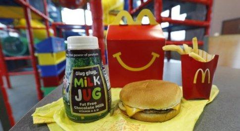 «Togliete i giochi dall'Happy Meal». La bizzarra richiesta di un ministro a McDonald's