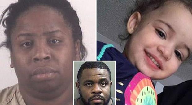 Bimba di 2 anni si fa la pipì addosso, genitori adottivi la massacrano sino a ucciderla