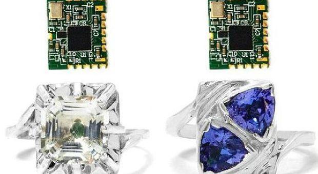 """l'ultimo fd03a cece6 Un diamante è per sempre: ecco """"l'anello della fedeltà"""", che ..."""