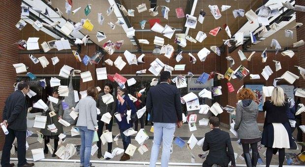 """Roma, parliamo e leggiamo la """"libertà"""" presentato il nuovo tema di """"Libri come"""""""