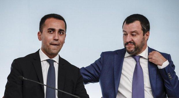 Di Maio e Salvini, la rottura è anche social: si