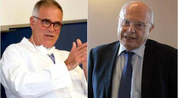 Covid, Galli contro Zangrillo: «I suoi messaggi sono sbagliati. Non è un virologo»