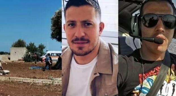 Aereo ultraleggero precipita a Fasano: morti il pilota e il passeggero