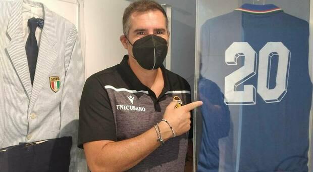 Ternana, Lucarelli visita il Museo del calcio di Coverciano e lancia i convocati per Monza