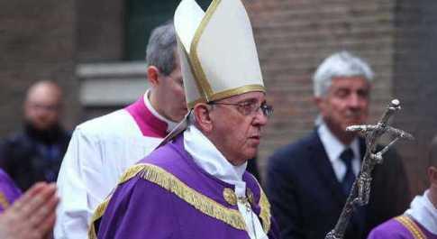 Papa Francesco (Foto Stanisci - Toiati)