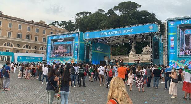 Uefa Festival, Piazza del Popolo alza il volume: dal jazz a Irene Grandi, due giorni di grande musica