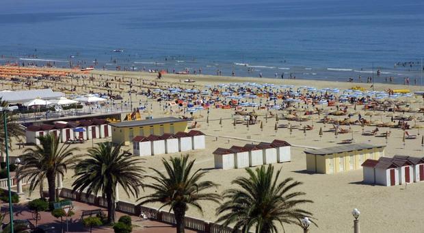 Il litorale di Giulianova Covid, nasce una spiaggia riservata ai ragazzi autistici