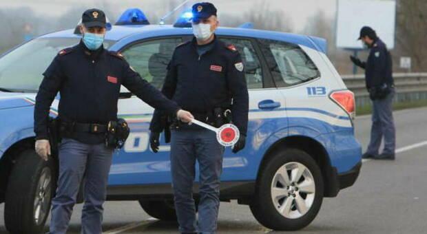 Controlli della polizia sul territorio, riscontrate 36 violazioni al codice della strada