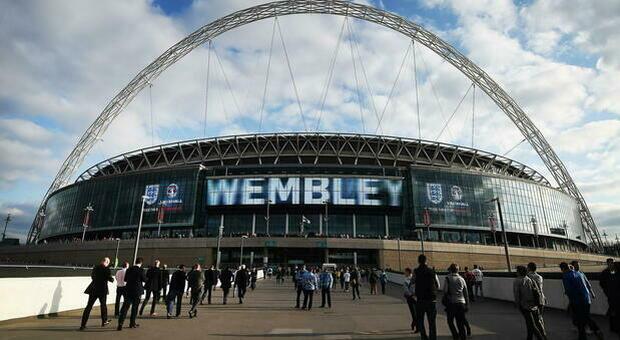 Covid, finale di Euro 2020 a Wembley: c'è l'ipotesi del pubblico al 100% della capienza