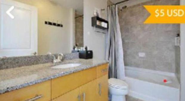 Toilette Da Bagno : Air pnp arriva il bagno in affitto da due a dieci dollari per