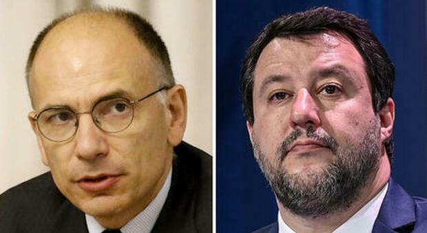 Enrico Letta: «Date retta a me e non a Salvini, sennò ci giochiamo l'estate»