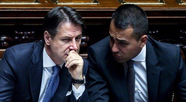 Fisco, Conte accontenta Di Maio. Frenata del premier: adesso è asse a tre contro Renzi