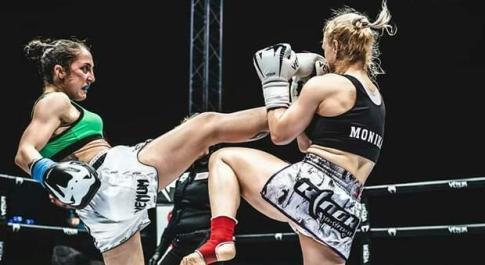 Muay Thai, Sveva Melillo vince gli Assoluti: sempre più regina della boxe thailandese