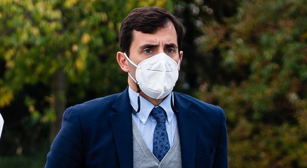Il direttore dell'ospedale di Perugia Marcello Giannico