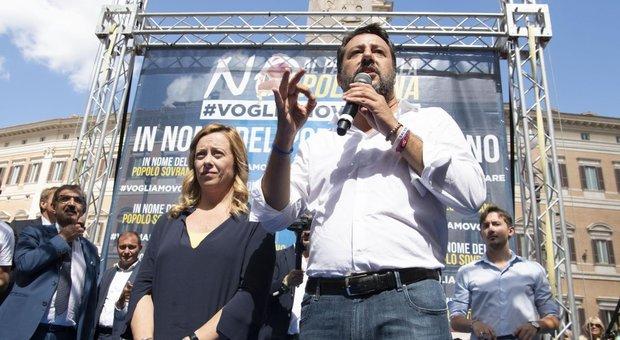 Giorgia Meloni batte Salvini alla sfida dell'Auditel: la leader Fdi da Barbara D'Urso fa il 13,3%