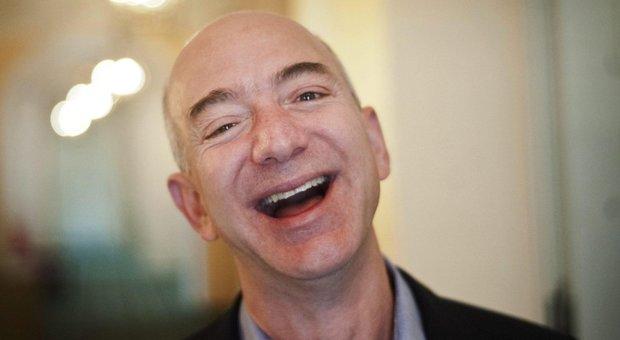 Bezos (Ansa)