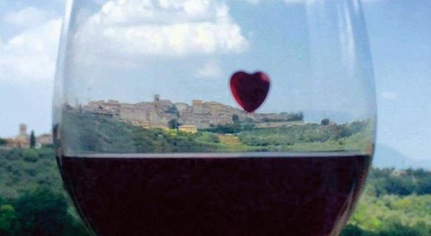 """Montefalco apre la stagione degli eventi estivi con la """"Notte Romantica nei Borghi più belli d'Italia"""""""