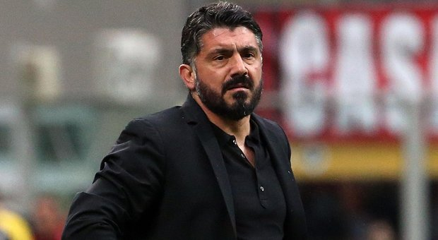 Milan, Gattuso: «Ringrazio Donnarumma e ora tifo Juve»