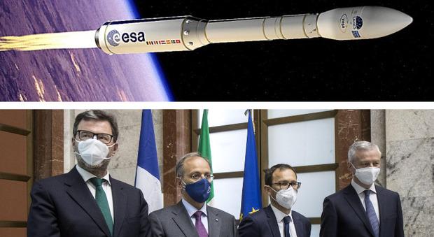 Vega, il razzo lanciasatelliti italiano di Avio sempre più orbita: maxi accordo con Arianespace per la versione C