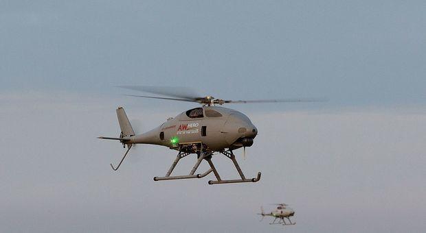 Leonardo drone contest: accordo con sei università italiane per migliorare l'intelligenza artificiale
