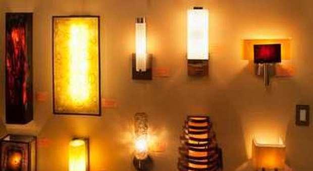 Plafoniere Rustiche A Parete : Lampade da parete: quali scegliere per illuminare gli ambienti in