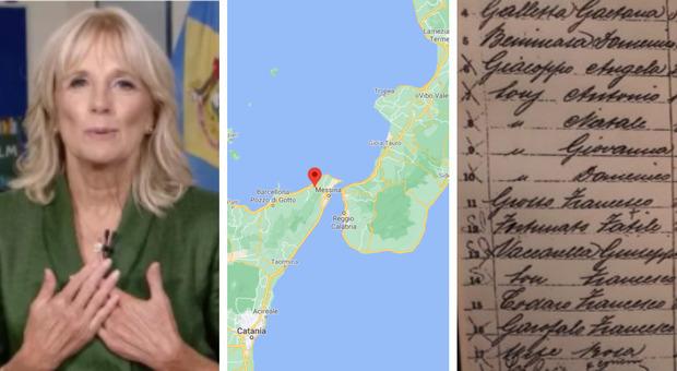 Dalla Sicilia alla Casa Bianca, da Giacoppo a Jacobs: chi è Jill Biden, la nuova first lady