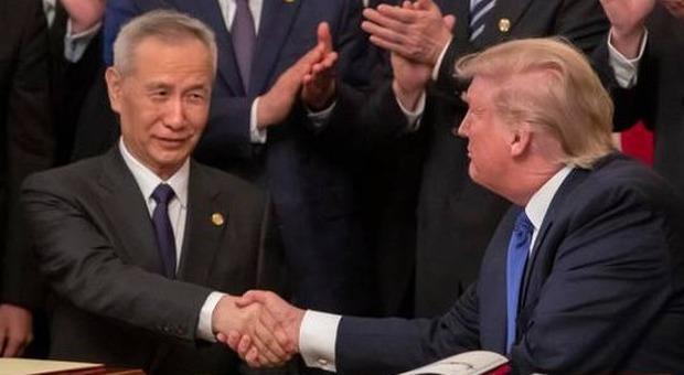 Effetto dazi/Ora l'Europa eviti danni dalla tregua Usa-Cina