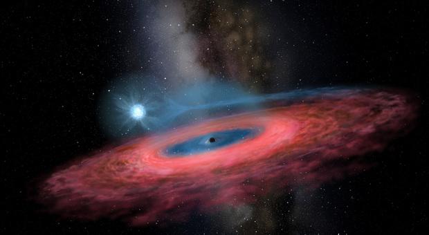Scoperto nella via Lattea un buco nero «impossibile»