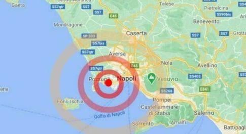 Terremoto, sciame sismico tra Pozzuoli e Napoli: diversi boati ma nessun danno