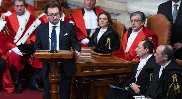 Il ministro Alfonso Bonafede