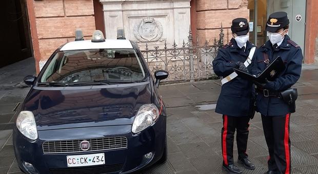 Pasqua, raffica di sanzioni per violazione delle norme anti Covid. In azione i Carabinieri della Compagnia di Foligno