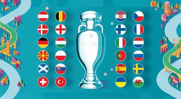 Europei, dalla Francia al Belgio: ecco le favorite. L'Italia vuole sorprendere, Germania e Spagna in rifondazione