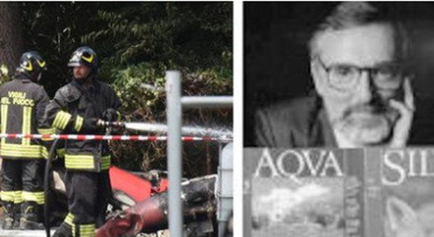 Aereo precipita vicino l'aeroporto di Padova: il pilota morto carbonizzato