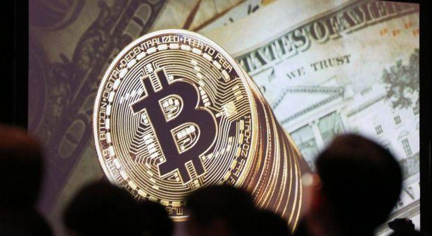 Il logo dei Bitcoin