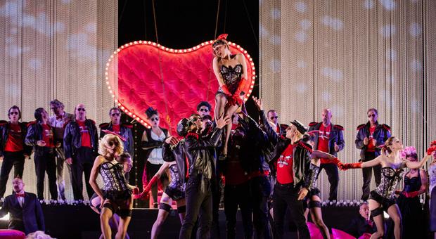 Da domani al 20 luglio alle Terme di Caracalla la Traviata