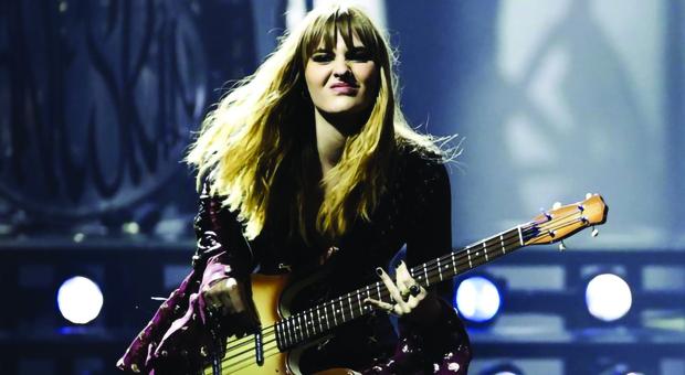 Victoria De Angelis, la ragazza rock è il nuovo modello delle giovani: «Mando messaggi positivi»