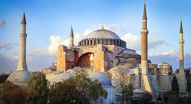 Erdogan, Santa Sofia sarà moschea