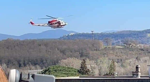 Orte, elicotteri e droni per risolvere il giallo dei boati in centro `