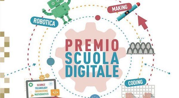 C'è anche il Majorana di Orvieto nella sfida regionale di Premio Scuola Digitale