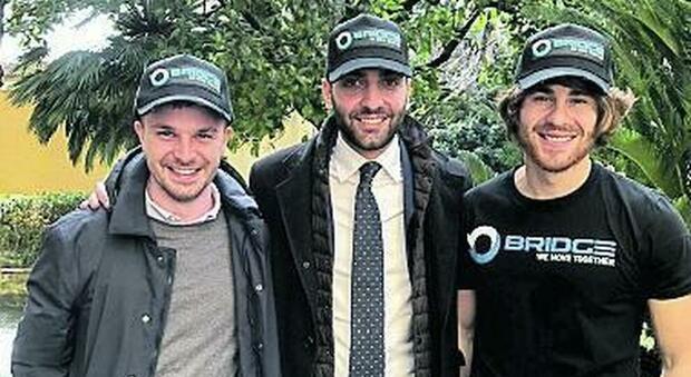 Tre giovanissimi lanciano Bridge, start up del trasporto di Latina