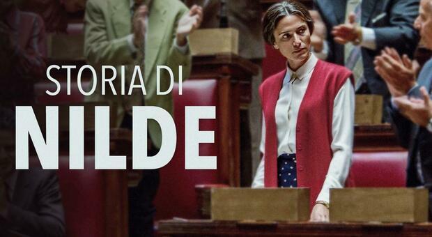 Stasera in tv su Rai 1 «Storia di Nilde»: trama e cast del film con Anna Foglietta