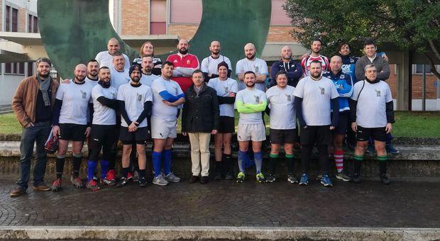 Rugby, la squadra gay di Libera sfida i Bisonti, detenuti di Rebibbia