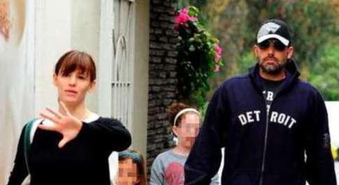 Effetto Hollywood, scoppia la coppia: anche Affleck e Jennifer si lasciano