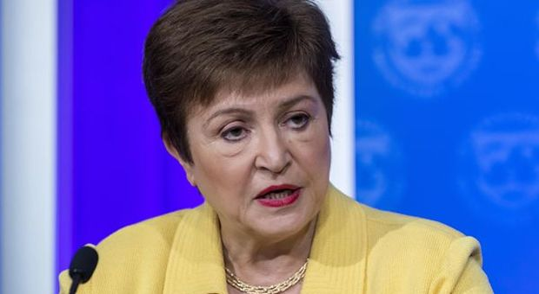 FMI, Georgieva: crisi senza confini, peggiore calo da Grande Depressione