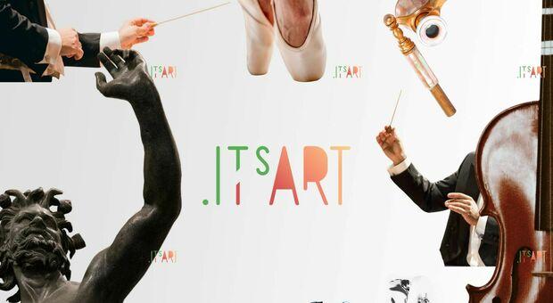 ITsART, la nuova piattaforma digitale per l'arte si attiva da fine maggio